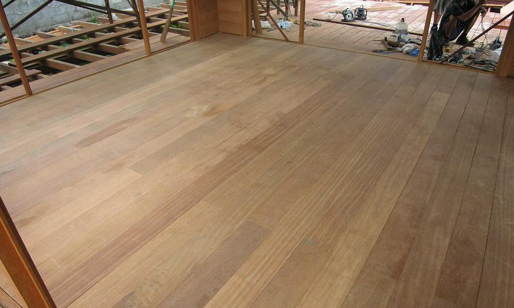 flooring construction
